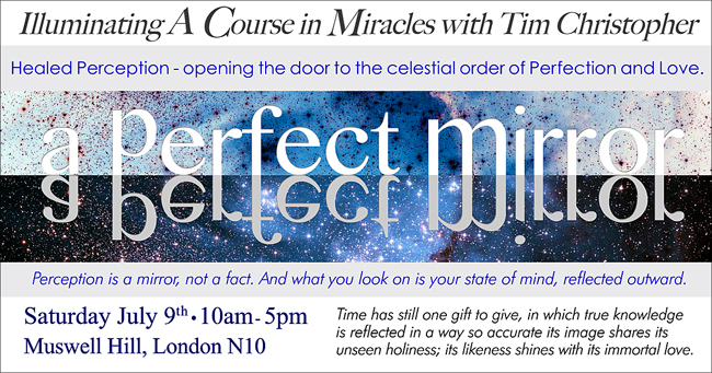 a perfect mirror with tim christopher
